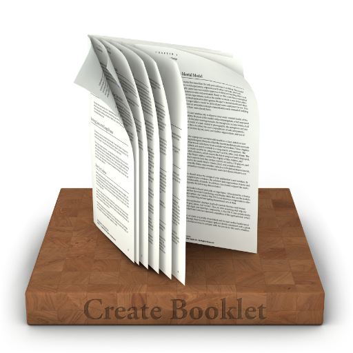 create booklet the standard print any document as a booklet